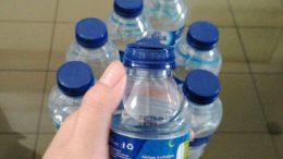 Aqua Botol 300 ml - megapolitan.kompas.com