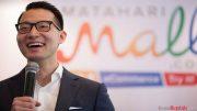 John Riady, direktur eksekutif Lippo - id.techinasia.com