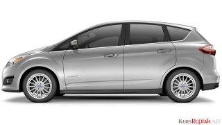 Dilengkapi Panel Sel Surya, Mobil Ford seri C-Max Energy Dijual Mulai Harga Rp 322 Jutaan