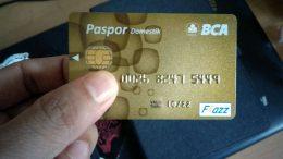 biaya, ganti, kartu, ATM, BCA, debit, nasabah, keuntungan, gratis, GPN, gerbang, pembayaran, nasional, lama, baru, kredit, di, Indonesia, luar, negeri, transaksi, toko, chip, teknologi, aman, pita, magnetic