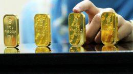 Harga emas - Tribunnews.com